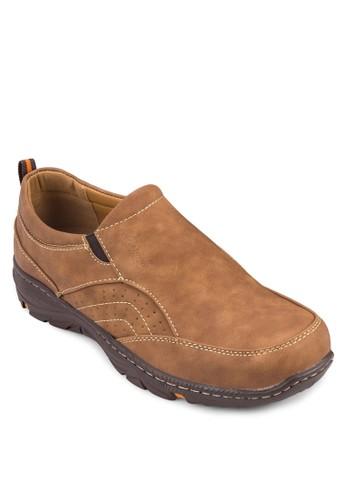 穿孔仿皮懶人zalora taiwan 時尚購物網休閒鞋, 鞋, 鞋