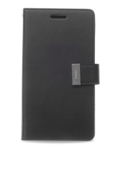 Rich Diary Case For Samsung Galaxy Note 4