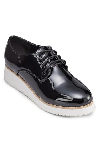 CROSS FOOT BED SANDAL, 女鞋,zalora 鞋評價 休閒鞋