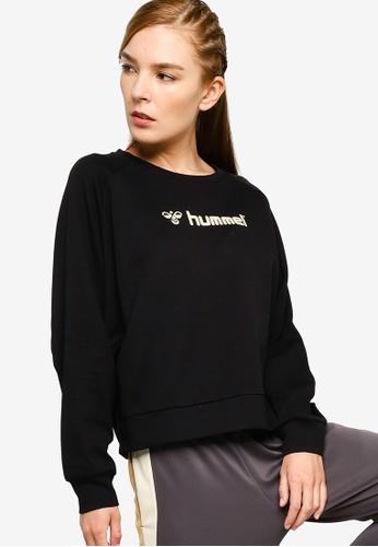 Hummel black Stella Sweatshirt A9065AA32E023CGS_1