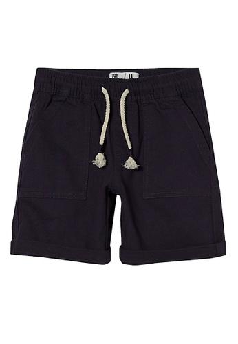 Cotton On Kids black Hunter Shorts 0BCA7KAE58B3D6GS_1