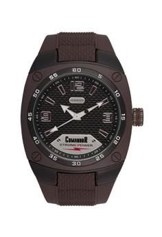 Comandor C149-1-11-10 Water Resistant Sport Watch