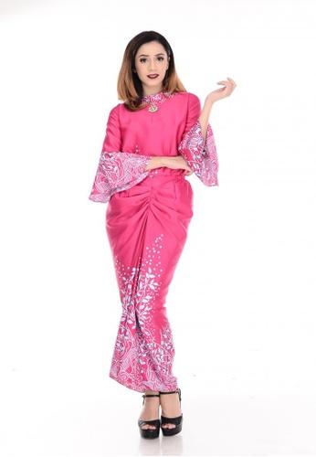Zendaya Hot Pink (Sig) from Efi Nofiani in pink_1