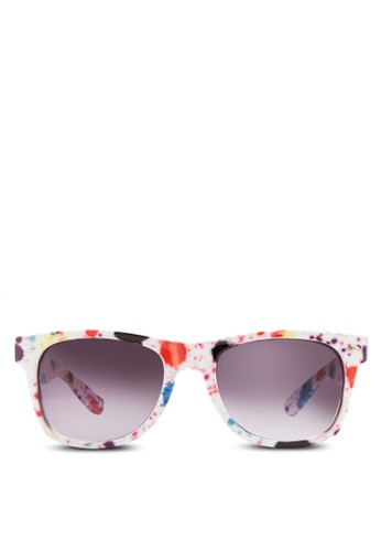 JP0062 印花鏡框太陽眼鏡,esprit 眼鏡 飾品配件, 飾品配件