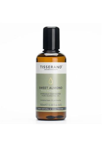 Pure & Well Tisserand Sweet Almond Oil 100Ml 4BADCESCB9F167GS_1