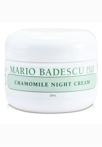 Mario Badescu MARIO BADESCU - Chamomile Night Cream - For Combination/ Dry/ Sensitive Skin Types 29ml/1oz B78B0BE40AAC6BGS_1