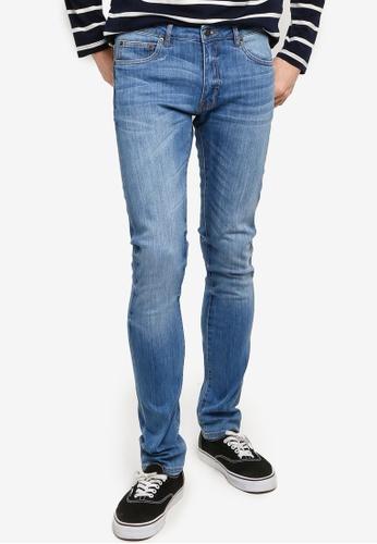 Electro Denim Lab blue Indie Skinny Jeans 59551AA4B6F666GS_1