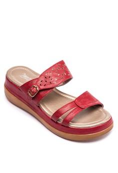 Adelyn Wedge Sandals