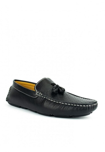 Mario D' boro Runway black Cardo Casual Shoes C9523SHA470282GS_1