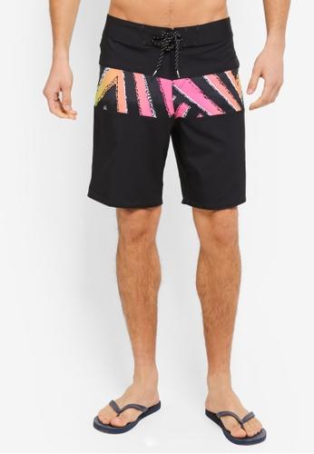 Billabong black Tribong X Shorts BI783AA0SXG7MY_1