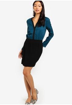 00e7d75355e 30% OFF ZALORA Formal Sheath Dress S  49.90 NOW S  34.90 Sizes XS S M L XL