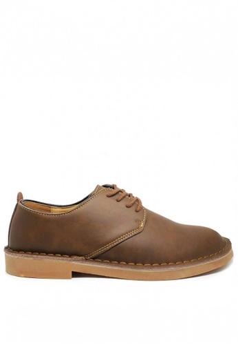 Twenty Eight Shoes Men's Leather Shoes MC140705 6B5CFSH75F9221GS_1