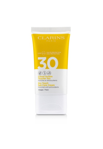 Clarins CLARINS - Dry Touch Sun Care Cream For Face SPF 30 50ml/1.7oz AB8FABE2F9F60BGS_1