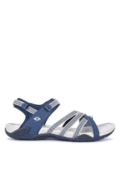 Krooberg grey Lady X 3 Sandals F928DSHED0DC62GS_1