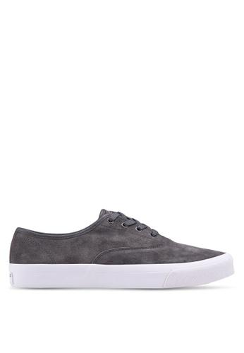 Kenneth Cole grey Kcny Toor Sneakers D1DFESHFED97DEGS_1