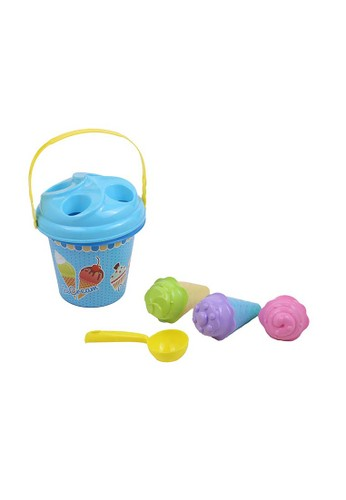 Locally Blend blue Ice Cream Bucket Learning Shape Blue 515D4TH717DB2CGS_1