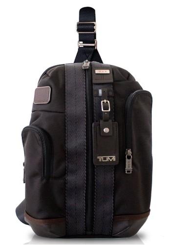 Tumi black Tumi 111777-4823 Higgins Sling Bag Black 04E49ACB19AEF8GS_1