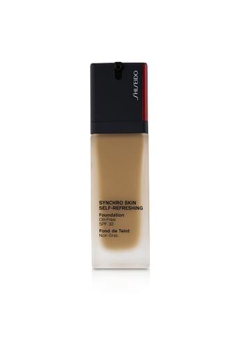 Shiseido SHISEIDO - Synchro Skin Self Refreshing Foundation SPF 30 - # 410 Sunstone 30ml/1oz 23DDFBE48DFABDGS_1