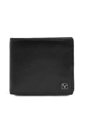 Valentino Rudy black Valentino Rudy Full Leather Execufold Wallet BAFBEACBDB41EFGS_1