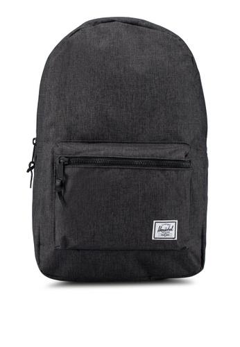 Herschel black Settlement Backpack B6C05AC7D7E0D1GS_1