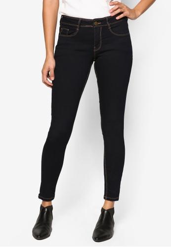 Dorothy Perkins blue Short Indigo Authentic Bailey Jeans DO816AA80VHZMY_1