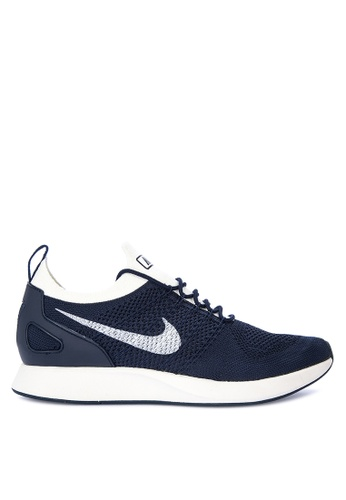 Nike navy Men's Nike Air Zoom Mariah Flyknit Racer '18 Shoes  C01F5SHE29FF6CGS_1