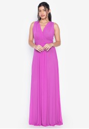 Tantease pink Andrea Evening Dress 6B473AA333D0BFGS_1