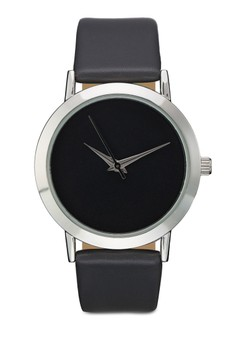 Analogue Round Face Strap Watch