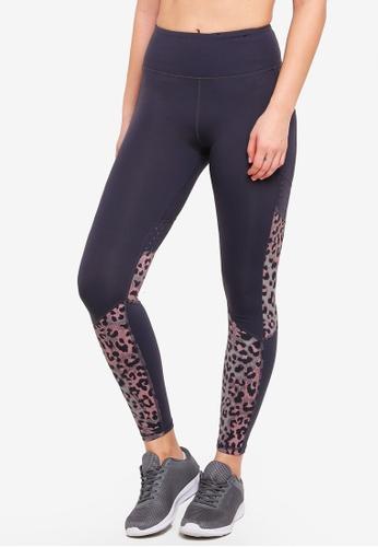 Cotton On Body multi Tempo Mesh Panelled Tights 82FA4AA7BE81D7GS_1