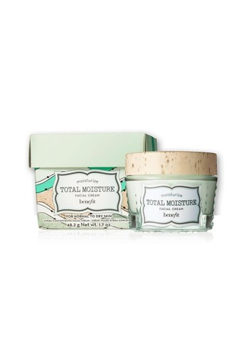 Benefit white Benefit Total Moisture Facial Cream FA0E0BE8D2D4CFGS_1