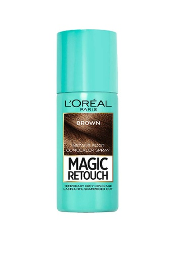 L'Oréal Paris brown L'Oreal Paris Magic Retouch Brown F6CC2BEF8C13FAGS_1