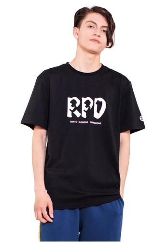 Reoparudo black Reoparudo 331 Edition Tee (Black) C2553AA0193916GS_1