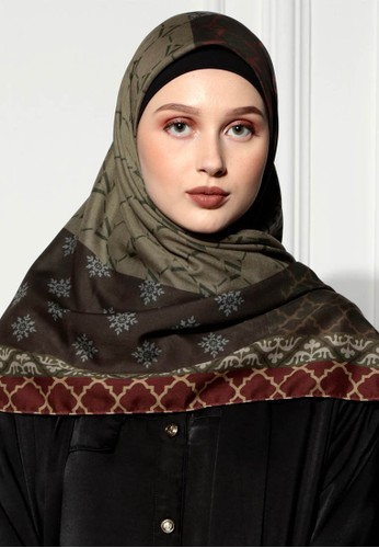 Vivi Zubedi red and pink and brown LES - Deli Scarf CD83EAA69982F8GS_1