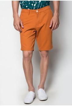 Non Denim Promo Shorts
