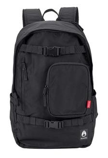 cb52298cfcc Nixon - Smith Backpack - All Black Nylon (C29551148) DCBE6AC7EF019CGS 1