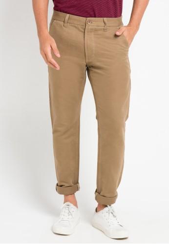 Lois Jeans brown Long Pant Twill LO391AA0VPCJID_1