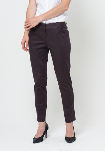 The Executive grey Long Pants Dark Grey 3D15EAA24AA072GS_1