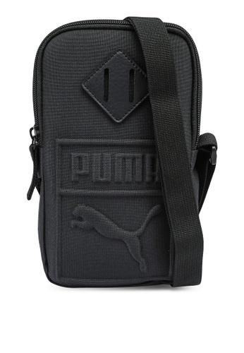 PUMA black Portable Shoulder Bag AC89BAC0330000GS_1