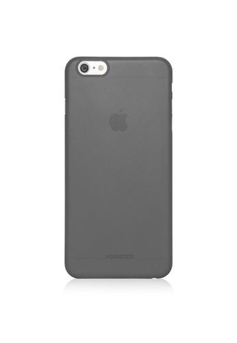Monocozzi grey Lucid Slim - Ultra Slim Shell Case For iPhone 6s MO983AC75UBWHK_1