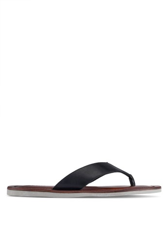 ALDO black Rorecien Sandals AL087SH0RLAVMY_1