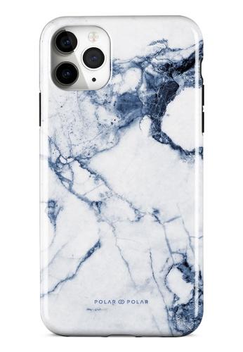 Polar Polar blue Indigo Vase Dual-Layer Tough Case Glossy For iPhone 11 Pro Max 1D245AC9CFB4F9GS_1