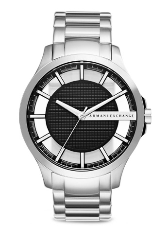 Armani Exchange silver Armani Exchange Stainless Steel Watch AX2179 AR162AC02AVXMY_1