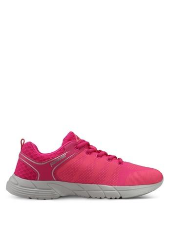 Power pink Power Womens Running Shoes 34910SHBDC2859GS_1