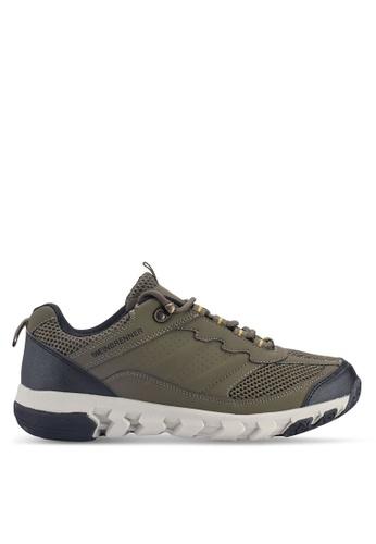 Weinbrenner green Hiking Shoes E4BFCSH4B8C9A8GS_1