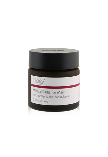 Trilogy TRILOGY - Mineral Radiance Mask (For All Skin Types) 60ml/2oz 2BF1ABE3DD4A9EGS_1