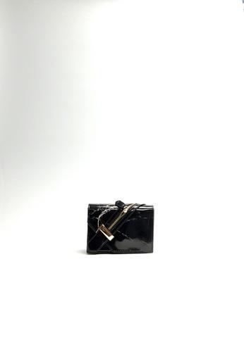 Lara black Women's Small Chain Sling Bag 02C08AC36A38E2GS_1