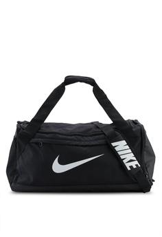 5ff8b0f40cc9 Nike black Nike Brasilia Bag 34B3CACE83A542GS 1