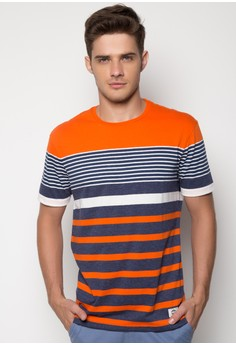 Grady (MG-04) Striped Tee