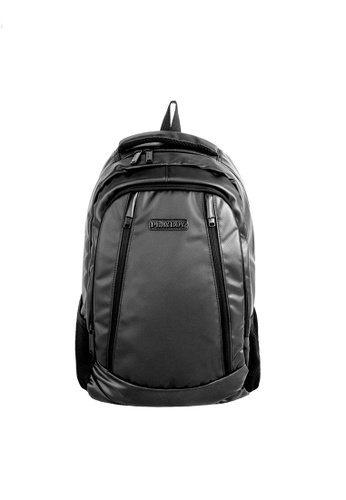 Playboy black Backpack 638F1AC5731D0EGS_1