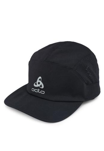 Odlo black Saikai UVP Cap 1187CAC54A1F58GS_1